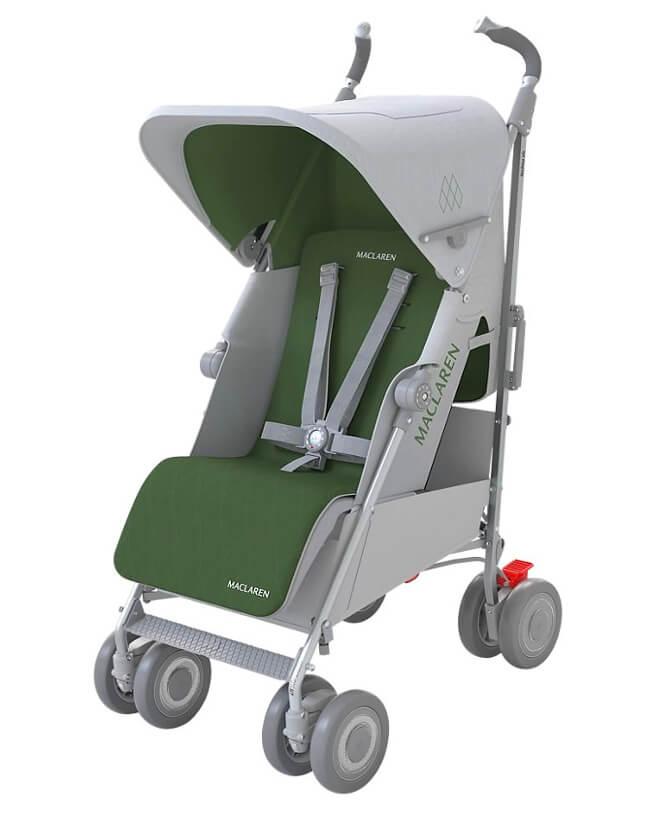 Обзор коляски-трости MACLAREN TECHNO XLR 2016