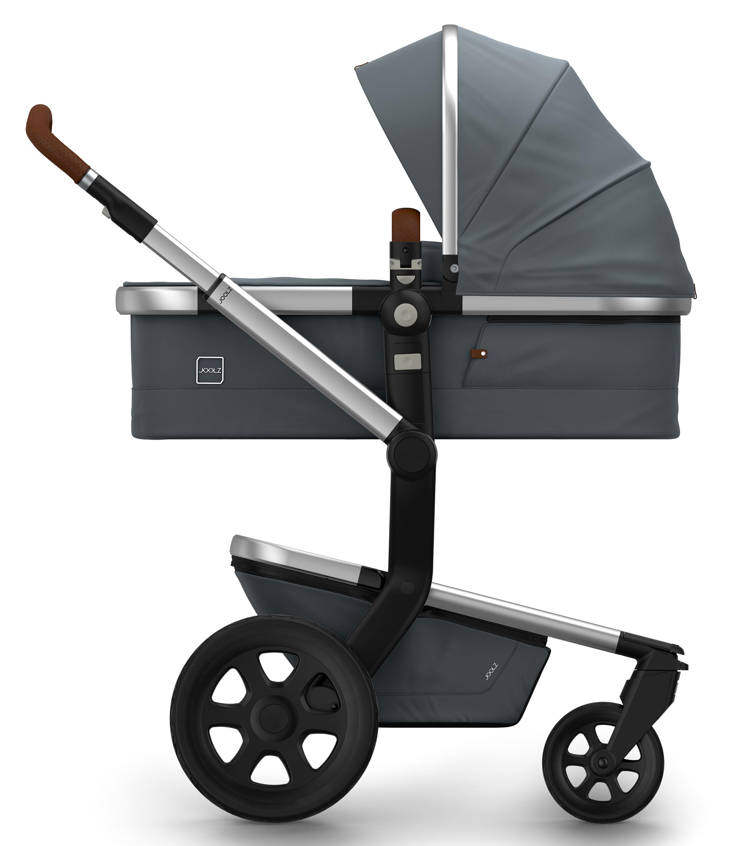 Обзор модульной коляски JOOLZ Day2