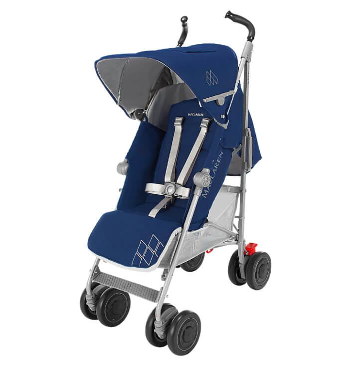 Обзор коляски-трости MACLAREN TECHNO XT 2016